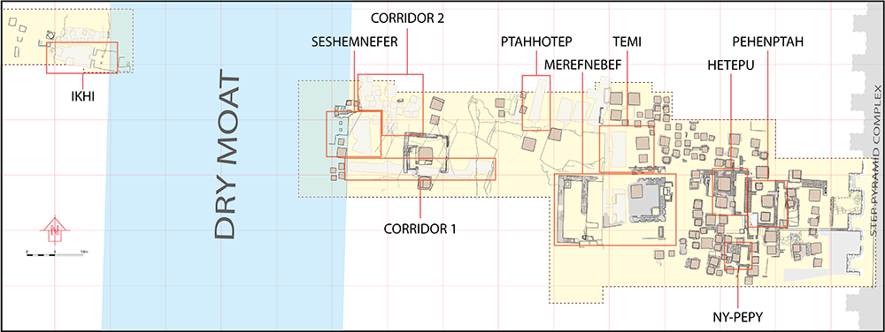 Plan stanowiska